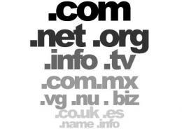 Dominios .com .net .es .org con Seavtec